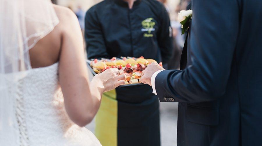 Repas de mariage Garrat Traiteur