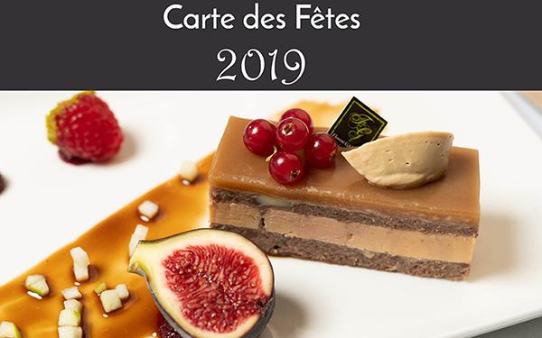 Carte des Fêtes 2019